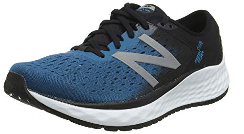 New Balance Fresh Foam 1080v9, Zapatillas de Running para Hombre, Azul (Deep Ozone Blue/Dark Neptune/Black), 47 EU