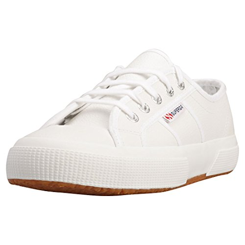 Superga 2750 UKFGLU, Zapatillas Unisex adulto, Blanco (White 900), 38 EU