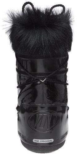 Moon Boot Elite, Boots mixte adulte Noir (Nero 002)