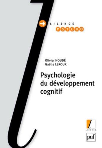 Psychologie du Developpement Cognitif