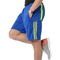 Yying Hombre Pantalón Corto Pantalones Deportivos Fitness Bolsillos Pantalón Corto Deporte Respirable Holgado Shorts Running Shorts Verano Senderismo Escalada Pantalones Cortos