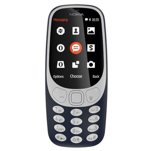 nokia 3310 2.4 blu caratteristica del telefono