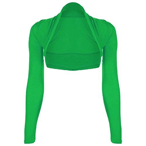 RR Designs - Top à manches longues - Femme green