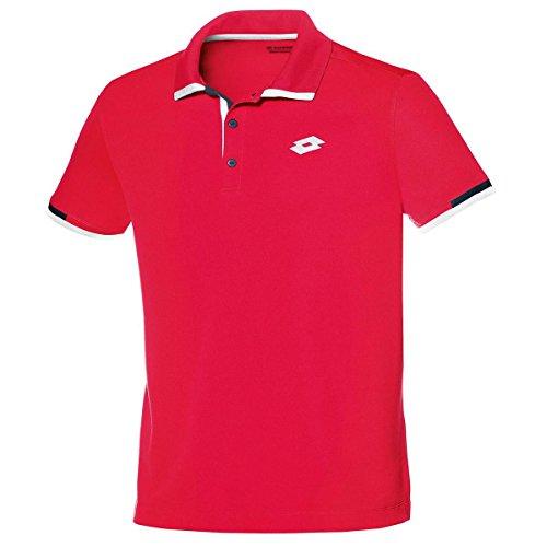 Lotto Oberkörper-Bekleidung Polo Aydex Men Rot
