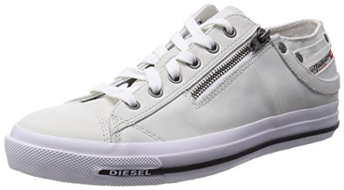 Diesel Expo-Zip Low - Mode Hommes Chaussures Noir