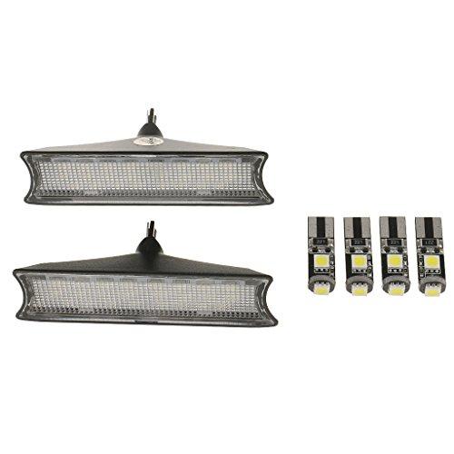 Sharplace Kit Installation Lampe Plafonnier Lumière De Toit Voiture Éclairage