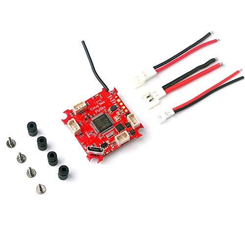 iBaste-IT Flight Control per Crazybee F3 Flight Controller Integrato 4 in 1  ESC OSD Galvanometro Ricevitore Tinywhoop Flight Controller Brushless FPV