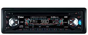 Tokai Autoradio LAR-66 CM-CD RDS MP3 4x40W 18 FM Entrée Auxiliaire DSP 3 courbes d'égalisation-LAR-66 CM