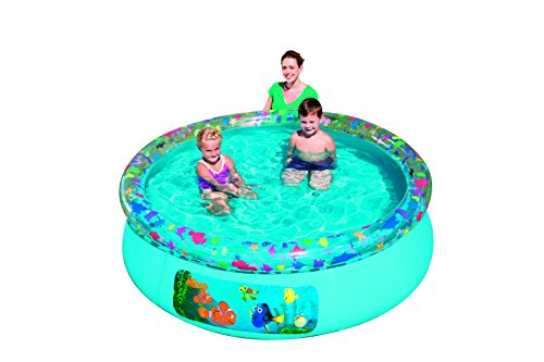 Bestway Fast Set Pool Disney Findet Nemo, 198 x 51 cm