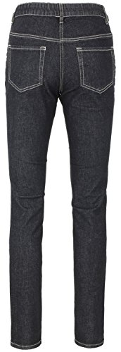 Stehmann Sissi-780W in Superstretch Denim Black