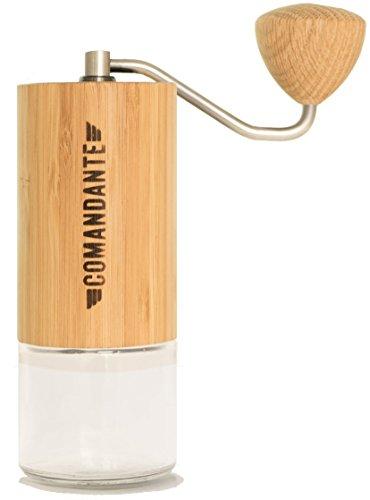 COMANDANTE C40 MK3 NITRO BLADE– Kaffeemühle (Bamboo)