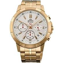 Reloj orient dorado para mujer