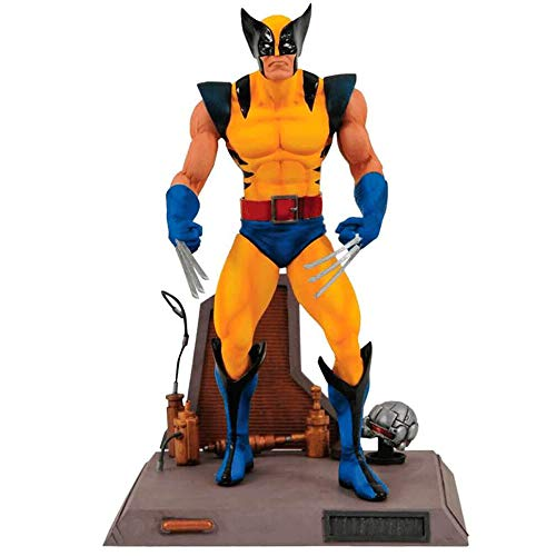 Kostüm Comic Wolverine - Marvel Select - Yellow Wolverine Comic Coll. Edi.I