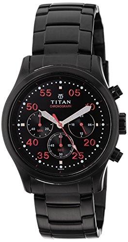 41FvjkSgIBL - Titan 1634NM02 Octane Mens watch
