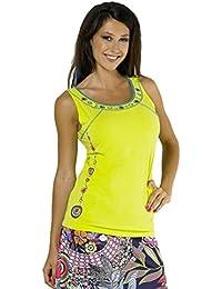 Coline - Tee shirt femme sans manche