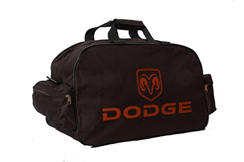 neuf-dodge-logo-sac-de-sport-bag-voyage
