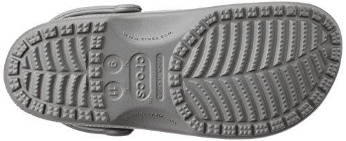 Crocs Classic, Sabots Mixte Adulte Gris (Smoke)