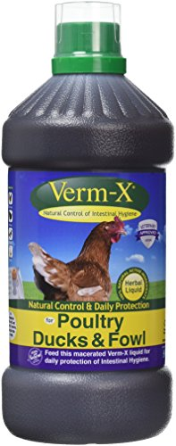 Verm-X Liquid for all Poultry, 250 ml, clear 1