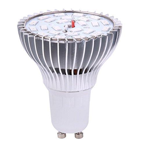 Voll Spektrum GU10 24Led Wachsen Lampe Licht AC85-265V Wachstumslampe