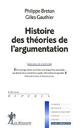 Histoire des théories de l'argumentation