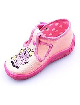 Einhorn Kinder Schuhe Baby Hausschuhe Süße Mädchen Lauflernschuhe Kleinkind Krabbelschuhe Laufen Lernen Laufschuhe...