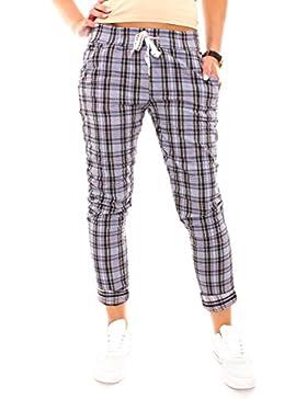Easy Young Fashion - Pantalón - relaxed - para mujer