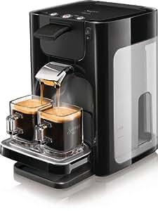 Philips - HD7864/61 -  SENSEO Quadrante - Machine à dosettese - Noire Titane