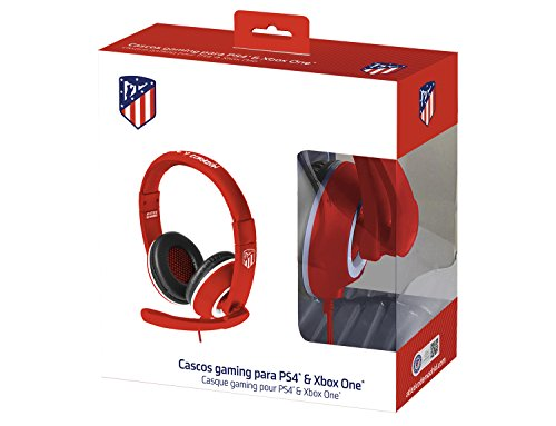 3760192210171 Subsonic Stereo Gaming Headset For Playstation 4
