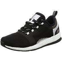 adidas Pure Boost X TR 2 - Zapatillas de running para Mujer, Negro - (NEGBAS/PLAMET/FTWBLA) 43 1/3