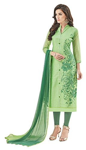Embroidered Dress Materials for Women Low Price