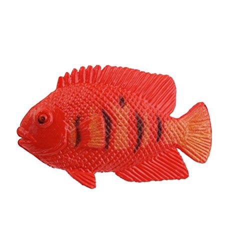 NUOLUX Ozean Tier tropischer Fisch Figur Modell Vorschul-Kinder Spielzeug-Pack 10 - 3