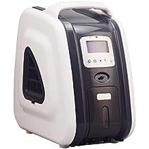 HUKOER concentrador de oxígeno doméstico gris 1-6 litros/minuto 93% ± 3