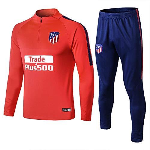 18-19 Atlético de Madrid Manga Larga