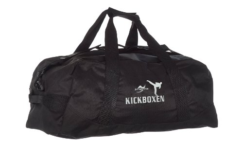 Kindertasche schwarz Kickboxen