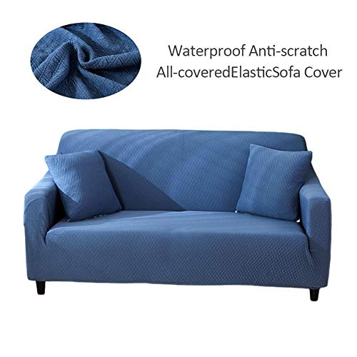 Sofa Cover Sofa Cover Sofa Cover Protector for Sofas Cover Sofa Cover Waterproof Sofa Sofa Cushion Cover Solid Color Coarse Sofa Cover Complete Four Seasons anti-scratch cat