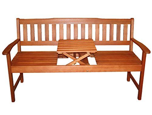 kmh-3-sitzer-gartenbank-160-cm-aus-eukalyptusholz-mit-integriertem-einklappbarem-tisch-101909-2