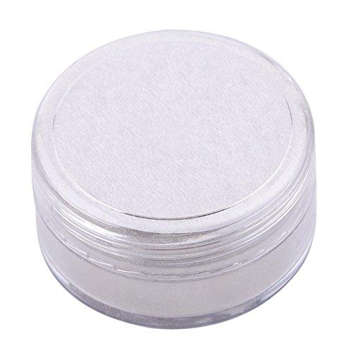 5g Magic Mirror Potenza pigmento Nail di scintillio di arte Chrome per il chiodo decorazione di arte, nastro / oro ( Colore : Argento )