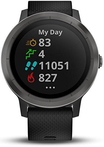 Zoom IMG-2 garmin vivoactive 3 smartwatch gps