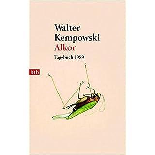Alkor: Tagebuch 1989