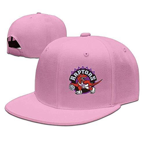 tors Flat Visor Baseball Cap, Designed Snapback Hat Pink ()