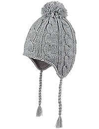 Berretto Peruviano a Maglia Döll berretto da sci beanie da ragazza d63e608c0c05