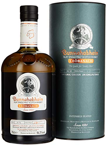 Bunnahabhain Ceobanach Single Malt Whisky (1 x 0.7 l)