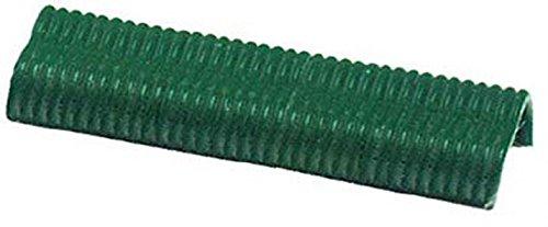 Salki 4362080 A-20 0111320 C-1000 - Agrafe pour clôture Vert
