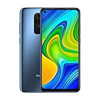 Xiaomi Redmi Note 9 Dual SIM 128GB, 4GB RAM, 4G LTE, Midnight Grey