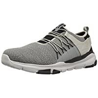 Skechers USA Men's Men's Relaxed Fit-Soven-Lorado Sneaker,7.5 M US,gray