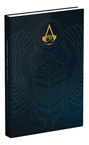 Assassin's Creed Origins - Guida Strategica in italiano da collezione