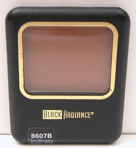 Black Radiance Pressed Powder Rich Mahogany (3-pack) by Black Radiance
