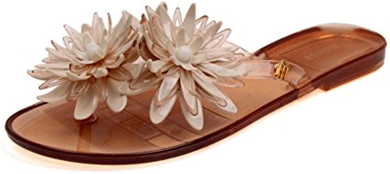 Jalea de mujeres, zapatos, camelia, crisantemo, chanclas, sandalias, zapatillas de playa,40 adecuado para 39,desgaste...
