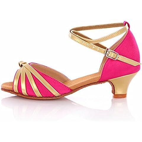 zapatos de baile/Cuero suave suela zapatos Latin dance/[Zapatos de baile]