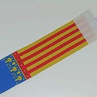 DE TOO+ BCV Brazalete de Capitán, Hombres, Valencia, 31X8